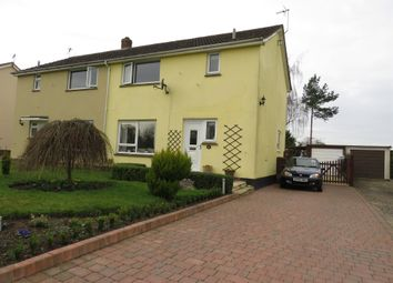 Thumbnail 3 bedroom semi-detached house for sale in Orchard Close, Felsham, Bury St. Edmunds