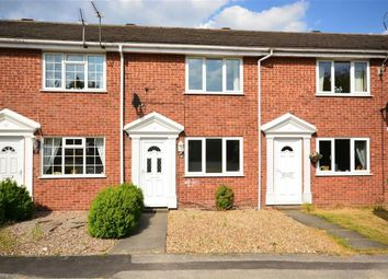Thumbnail 2 bed town house for sale in The Gardens, Marehay, Ripley