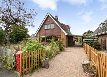 Thumbnail 4 bed detached house for sale in Glastonbury Avenue, Upton, Chester, Cheshire