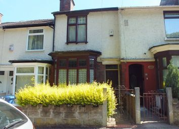 Thumbnail 2 bed town house for sale in Eastbourne Road, Northwood, Stoke-On-Trent