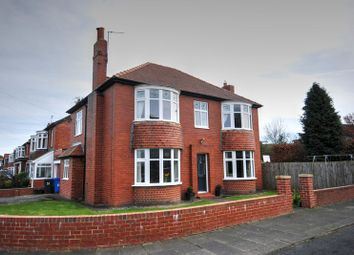 Thumbnail 3 bed detached house for sale in The Avenue, Loansdean, Morpeth