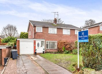 Thumbnail 3 bed semi-detached house for sale in Spring Field, Loggerheads, Market Drayton
