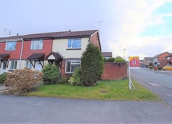 Thumbnail 3 bed town house for sale in Falcon Road, Meir Park, Stoke On Trent, Staffordshire