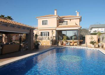 Thumbnail 3 bed detached house for sale in Pq Guadalquivir 10, Urb. La Marina, La Marina, Alicante, Valencia, Spain