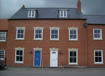 Thumbnail 3 bed terraced house to rent in Bardney Road, Wragby, Market Rasen