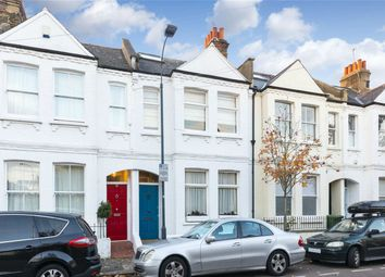 Thumbnail 4 bed terraced house for sale in Standish Road, St Peters Conservation Area, Hammersmith, London