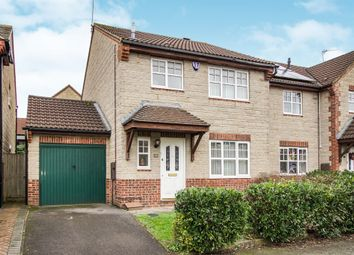 Thumbnail 3 bed detached house for sale in Ross Close, Chipping Sodbury, Bristol