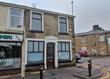 Thumbnail 1 bed end terrace house for sale in High Street, Rishton, Blackburn, Lancashire