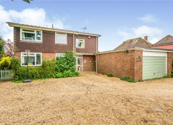 Thumbnail 4 bed detached house for sale in Priors Leaze Lane, Hambrook, Chichester