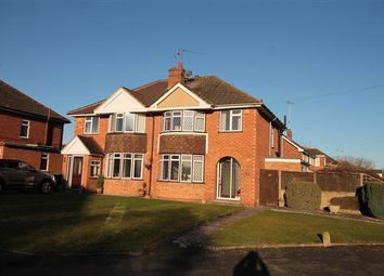 Thumbnail 3 bed semi-detached house for sale in Mallard Road, Studley, Studley