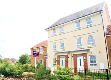 Thumbnail 4 bedroom terraced house for sale in Richmond Lane, Hull