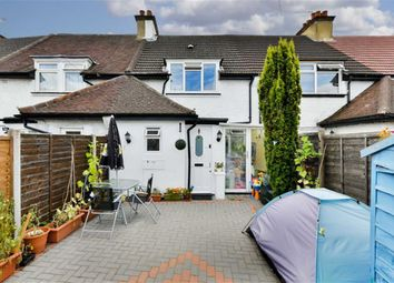 Thumbnail 2 bed terraced house for sale in Horton Hill, Epsom, Surrey