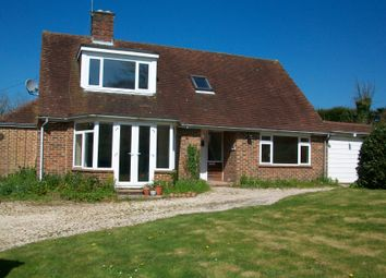 Thumbnail 4 bed country house to rent in West Marden, Chichester