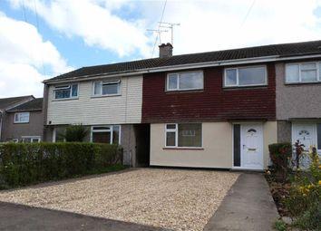 Thumbnail 3 bedroom terraced house for sale in Pakenham Road, Swindon