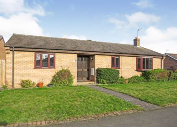Thumbnail 3 bed detached bungalow for sale in Waterville Gardens, Orton Waterville, Peterborough