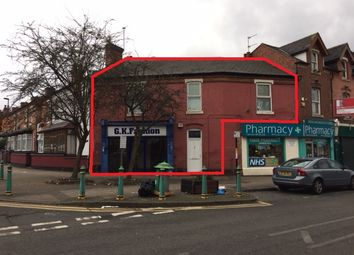 Thumbnail Retail premises for sale in Jakeman Road, Birmingham