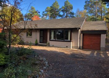Thumbnail 3 bed bungalow for sale in Station Road, Carrbridge