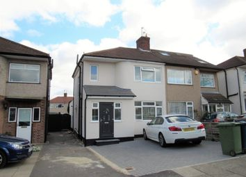 Thumbnail 3 bedroom semi-detached house for sale in Holyrood Avenue, South Harrow