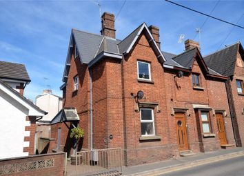 Thumbnail 2 bed end terrace house for sale in Charlotte Street, Crediton, Devon