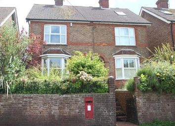 Thumbnail 3 bedroom semi-detached house to rent in College Lane, Hurstpierpoint, Hassocks