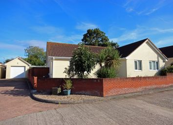 Thumbnail 3 bed detached bungalow for sale in Westwood Way, Seaton