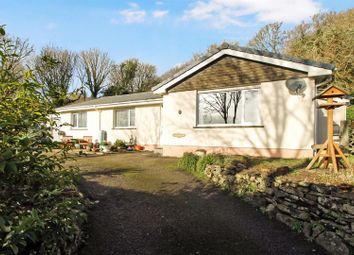 Thumbnail 4 bed bungalow for sale in Lowertown, Helston