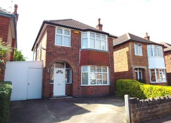 Thumbnail 3 bed detached house for sale in Runswick Drive, Wollaton, Nottingham, Nottinghamshire