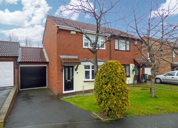 Thumbnail 2 bedroom semi-detached house for sale in The Spinney, Annitsford, Cramlington