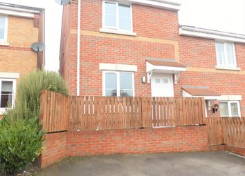 2 bed semi-detached house for sale in Ebor Close, Wombwell, Barnsley S73