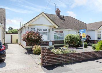 Thumbnail 2 bedroom semi-detached bungalow for sale in Portland Gardens, Romford, London