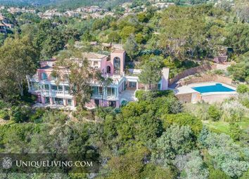 Thumbnail 18 bed villa for sale in Theoule Sur Mer, Cannes, French Riviera