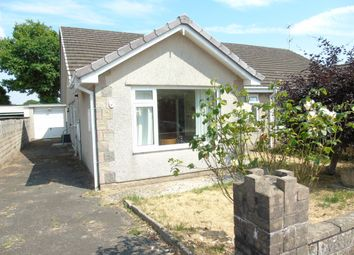Thumbnail 2 bedroom semi-detached bungalow for sale in Carys Close, Penarth