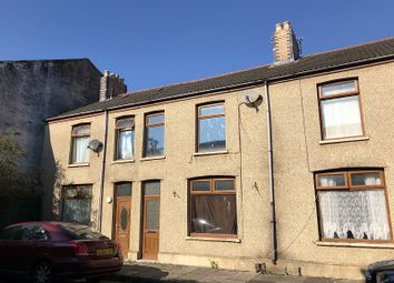 Thumbnail 3 bed terraced house to rent in Borough Street, Port Talbot, Neath Port Talbot.