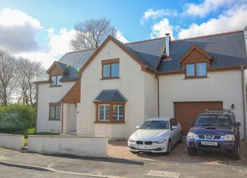 Thumbnail 4 bed detached house for sale in Church Close, Kilgetty