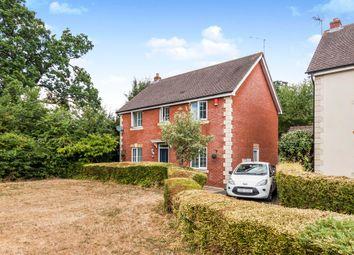 Thumbnail 4 bed detached house to rent in Harrow Way, Sindlesham, Wokingham
