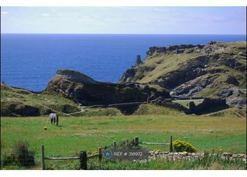Thumbnail 2 bed flat to rent in Castle View, Tintagel
