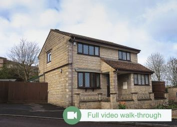 Thumbnail 4 bed detached house for sale in Walscombe Close, Stoke-Sub-Hamdon