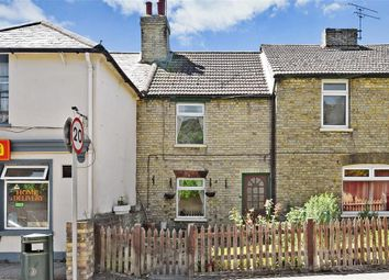 Thumbnail 1 bed terraced house for sale in Rochester Road, Burham, Kent