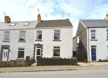 Thumbnail 3 bed end terrace house for sale in Goetre Fawr Road, Killay, Swansea