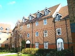 Thumbnail 1 bed flat to rent in Mitre Court, Railway Street, Hertford
