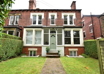Thumbnail 4 bed flat for sale in Shaftesbury Avenue, Roundhay, Leeds