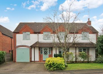 Thumbnail 5 bed detached house for sale in Walkwood Road, Redditch