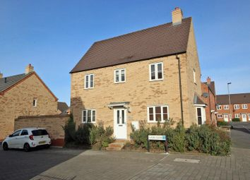 Thumbnail 3 bed property for sale in Lamb Close, Bedford