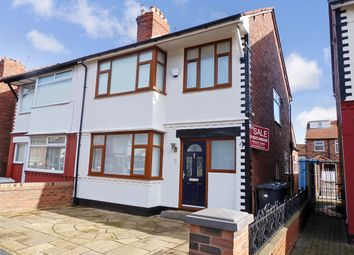 Thumbnail 3 bed semi-detached house for sale in 9, Brookfield Avenue, Waterloo, Liverpool, Merseyside