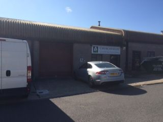 Thumbnail Industrial for sale in Armstrong Close, St Leonards On Sea