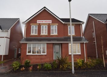 Thumbnail 4 bed detached house for sale in Tanfield Drive, Parkview, Barrow-In-Furness