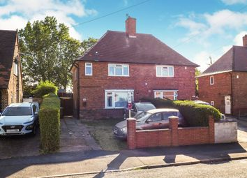 Thumbnail 3 bed semi-detached house for sale in Hereford Road, Nottingham
