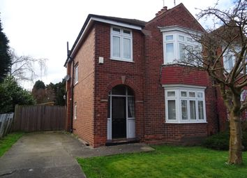 Thumbnail 3 bed semi-detached house to rent in Dunstan Crescent, Worksop