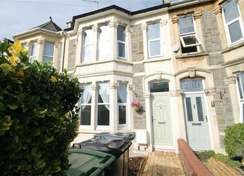 Thumbnail 3 bed terraced house to rent in Overndale Road, Downend, Bristol