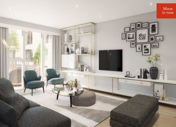 "Thumbnail 3 bed duplex for sale in ""Hawthorn Duplex"" at Meadowlark House Moorhen Drive, Hendon, London"